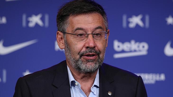 Son Dakika   Barcelona'da başkan Bartomeu istifa kararı aldı