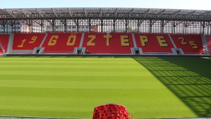 Göztepe'den 400 taraftarına hediye bilet