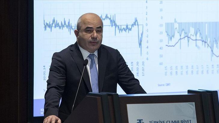 TCMB Başkanı enflasyon tahminini açıkladı