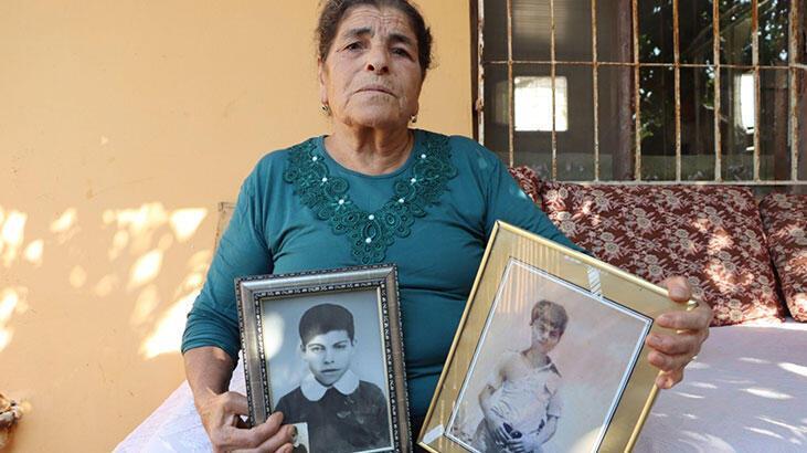 Aile şiddetinden kaçan oğlunu 40 yıldır arıyor!