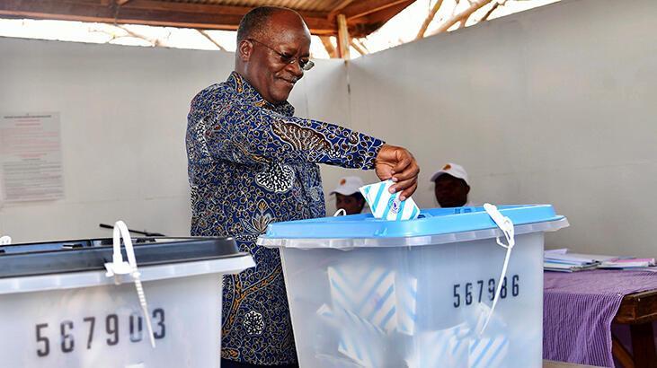 Tanzanya'da oy verme işlemi  başladı