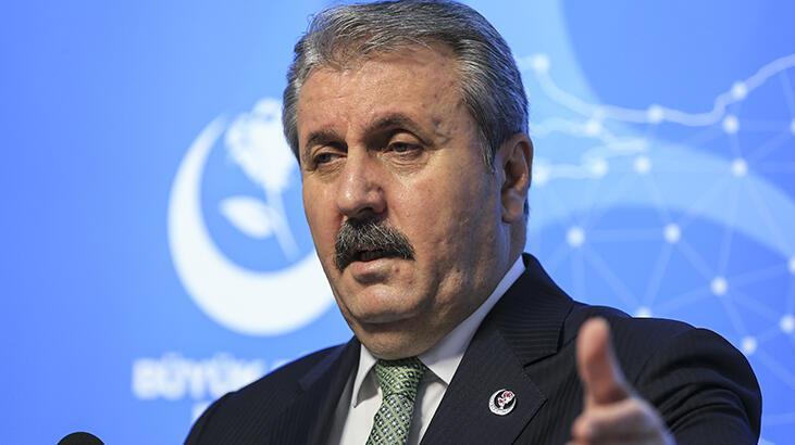 BBP Genel Başkanı Destici'den İslam dinine yönelik saygısızlığa tepki