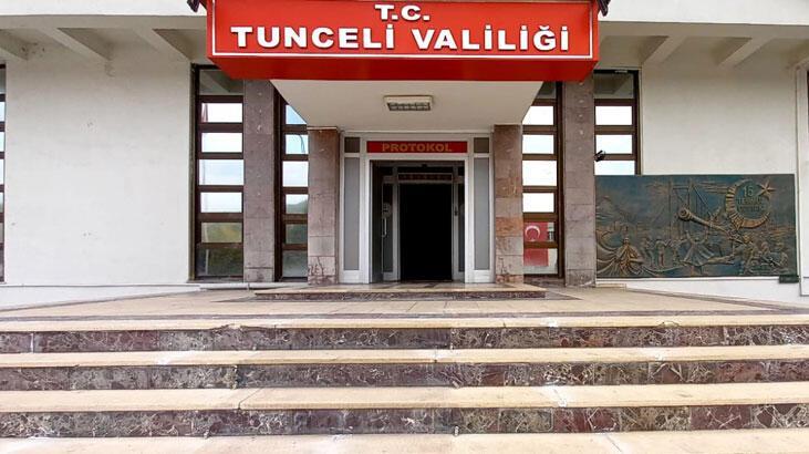 Tunceli'de tüm etkinlikler kısıtlandı!