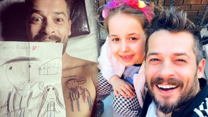 Anıl İlter'den anlamlı dövme