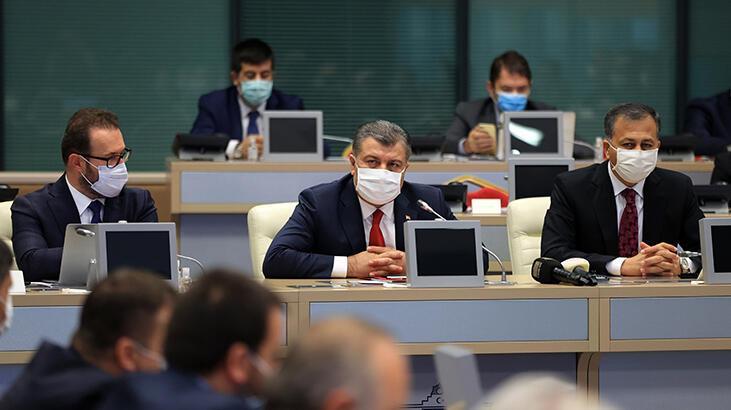 Son dakika I İlk kez İstanbul'da! Kritik toplantı başladı