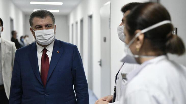 Sağlık Bakanlığı tarafından 29 Ekim koronavirüs vaka ve ölü sayısı açıklandı...