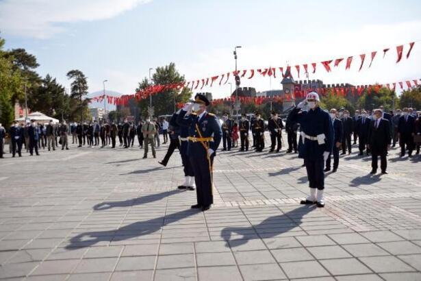 Kayseri'de 29 Ekim kutlaması