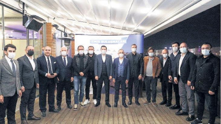 İzmir sporda küme düşmeyecek