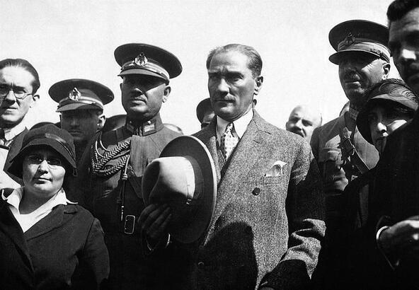 Cumhuriyet Bayramına özel Atatürk'ün en güzel sözleri ve fotoğrafları...