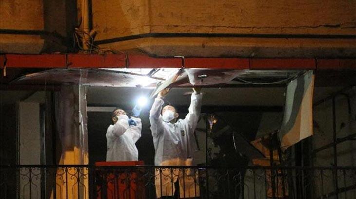 Son dakika: İskenderun'da patlama: 5 kişi gözaltına alındı