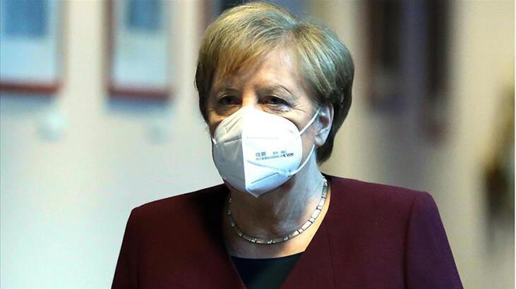 Merkel'den Koronavirüs ile mücadele için 'ulusal çağrı'