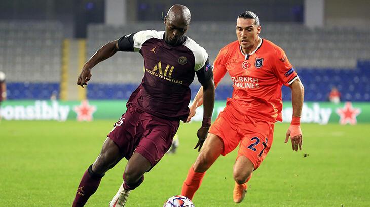 Başakşehir - PSG: 0-2