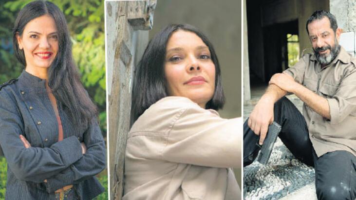 'Arka Sokaklar'a üç  yeni oyuncu
