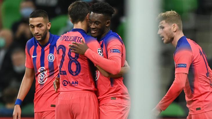 Krasnodar - Chelsea: 0-4
