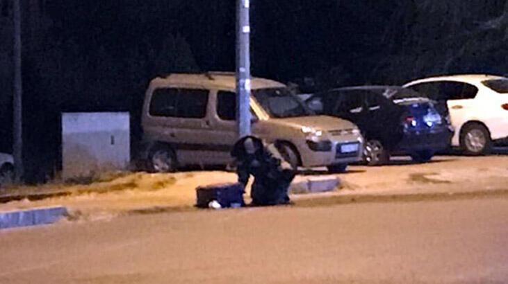 Kayseri'de şüpheli valiz paniği! Fünye ile patlatıldı