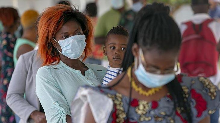 Güney Afrika Cumhuriyeti'nde vaka sayısı 720 bine yaklaştı