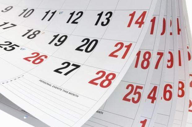 30 Ekim bugün tatil mi? 30 Ekim Cuma günü okul - iş var mı, resmi tatil mi?