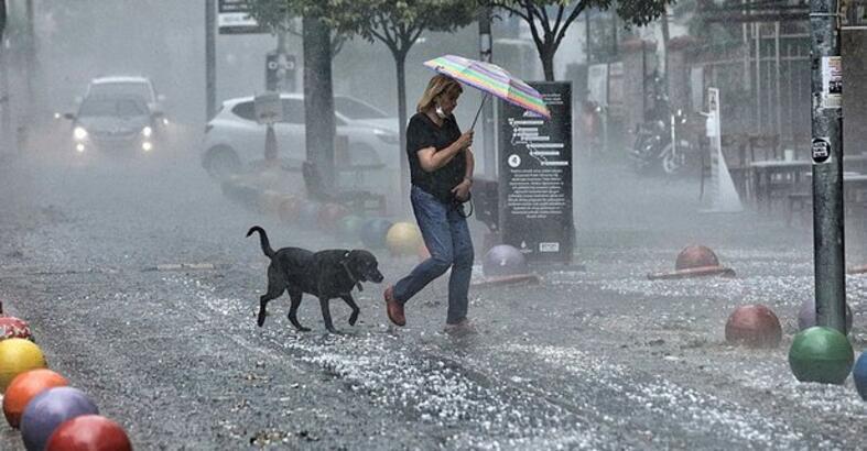 Hava durumu: Dolu uyarısı! İstanbul, Ankara, İzmir ve diğer illerin hava durumu bilgileri!