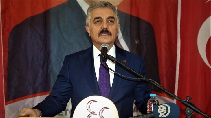 MHP'den Ahmet Davutoğlu'na tepki - Güncel Haberler Milliyet