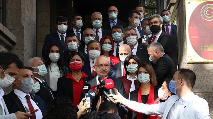 Kemal Kılıçdaroğlu: Cumhuriyet'in ilanı bizim en büyük devrimimizdir