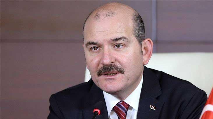 İçişleri Bakanı Süleyman Soylu, Konya İHH Arama Kurtarma ekibine teşekkür mektubu gönderdi