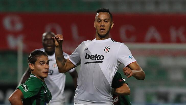 Son dakika - PFDK'dan Beşiktaşlı Josef de Souza'ya 2 maç ceza!