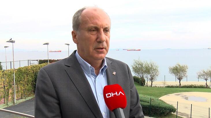 Muharrem İnce'den flaş CHP açıklaması: Her gün yeni bir skandal duyuyoruz