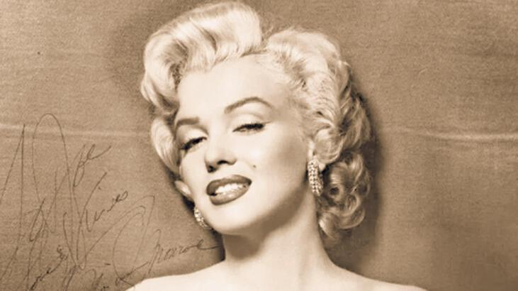 Marilyn Monroe'nun fotoğrafı satışta