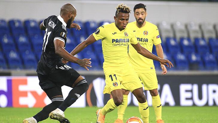 Karabağ, İstanbul'da Villarreal'e 3-1 kaybetti!
