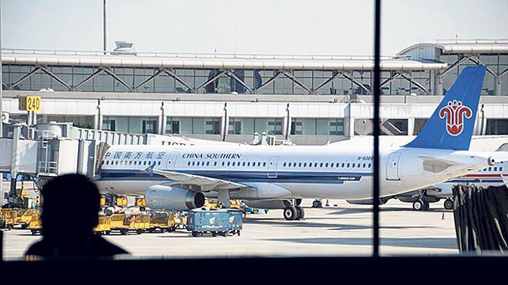 Çin'de hava trafiği normal seyre döndü