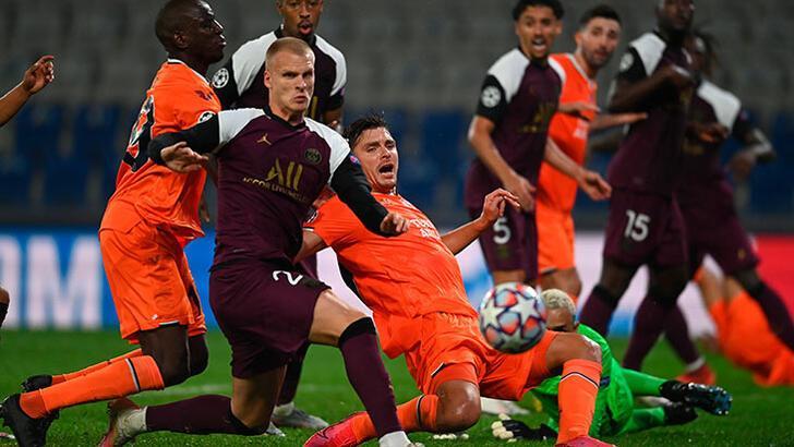 Son dakika - Fransızlar, Başakşehir sonrası PSG'yi eleştirdi!
