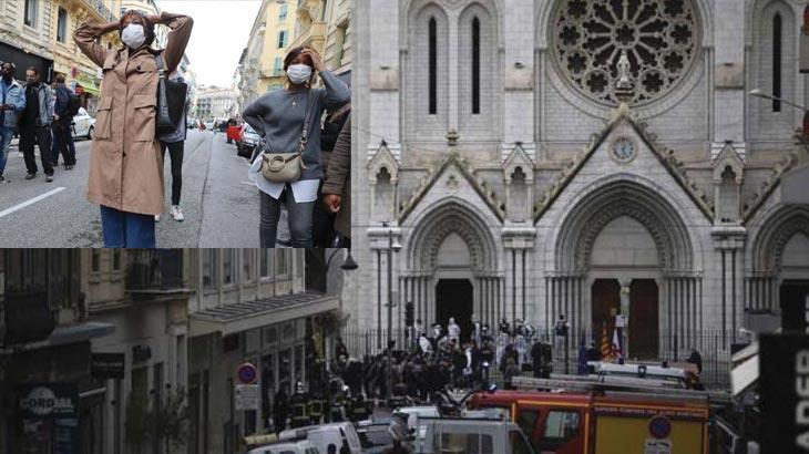 Nice'te kiliseye saldıran teröristle ilgili flaş detaylar ortaya çıktı