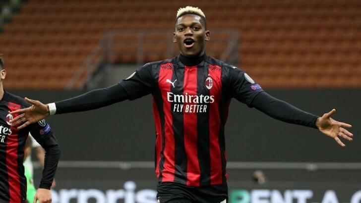 Milan sahasında rahat galibiyet aldı