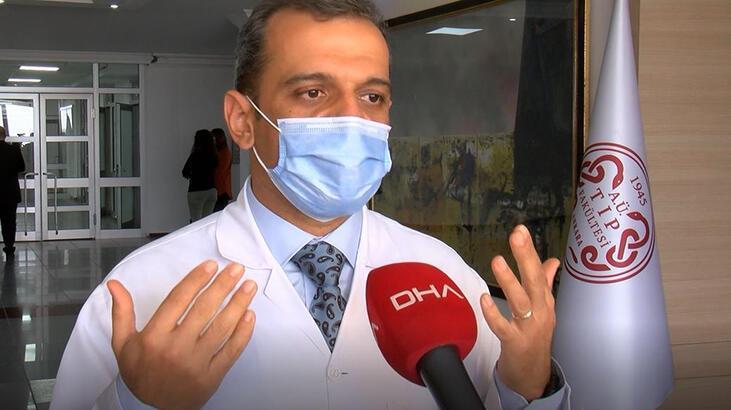 Bilim Kurulu üyesi: Aylardır koronavirüs hastalarına bakıyorum ve hastalanmadım