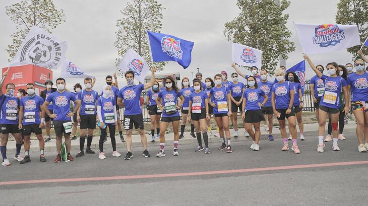 Red Bull Challengers, N Kolay İstanbul Maratonu'na hazırlanıyor