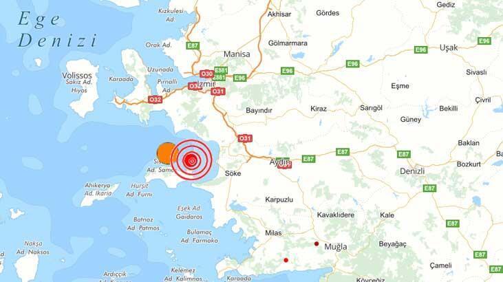 İzmir Valisi'nden son dakika deprem açıklaması