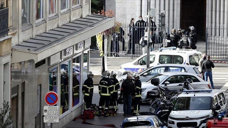 Fransa'da Nice'deki saldırıyla ilgili bir kişi gözaltına alındı