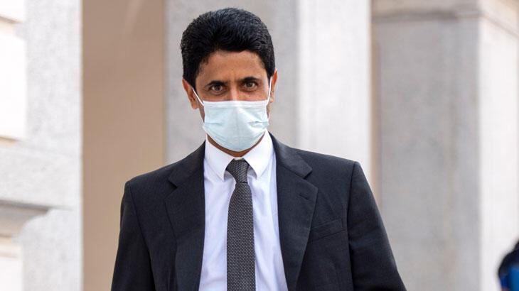PSG Başkanı Nasser Al-Khelaifi beraat etti! Valcke'ye şartlı hapis...