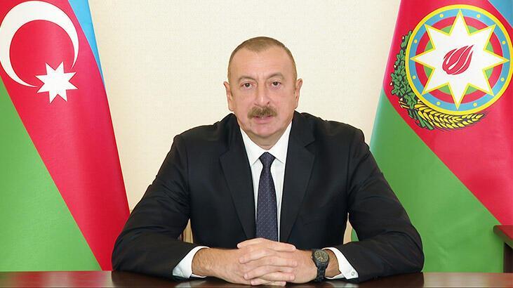 Aliyev, Erdoğan'ı arayarak yardıma hazır olduklarını bildirdi