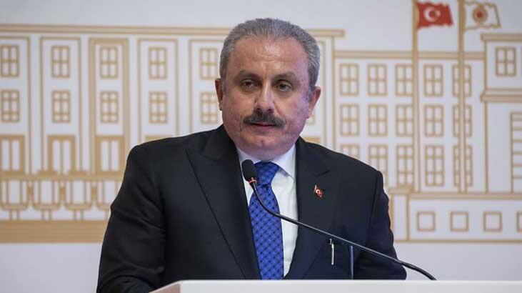 TBMM Başkanı Şentop: 'Devletimiz İzmir için teyakkuzda'