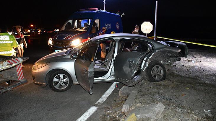 Sivas'ta feci kaza! Ölü ve yaralılar var