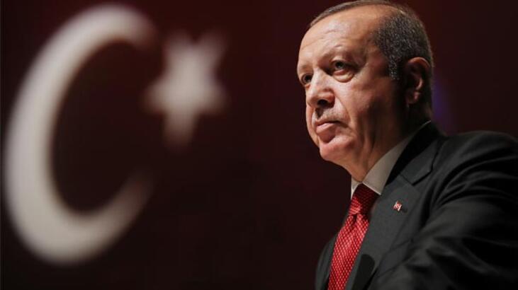 Cumhurbaşkanı Erdoğan Serraç ile görüştü
