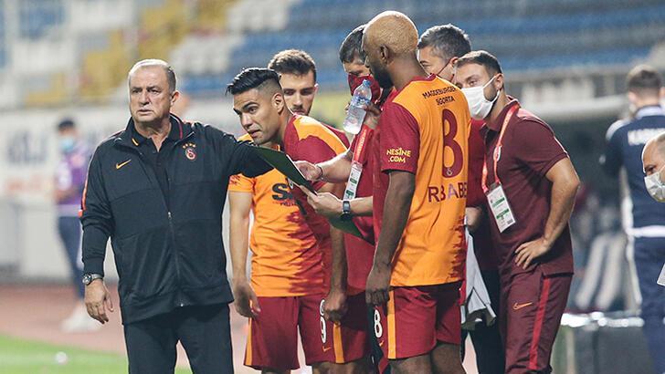 Son dakika - Galatasaray'da Fatih Terim galibiyet serisi istiyor!