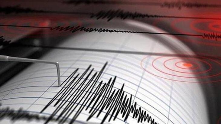 Son dakika... İzmir'de bir deprem daha! Büyüklüğü...