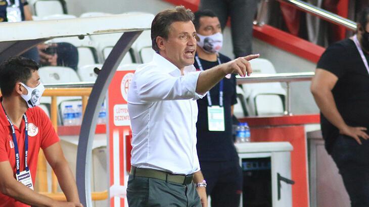 Antalyaspor'a teknik direktör dayanmıyor