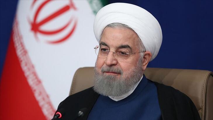 Ruhani: Kardeş Türkiye halkına başsağlığı diliyorum!
