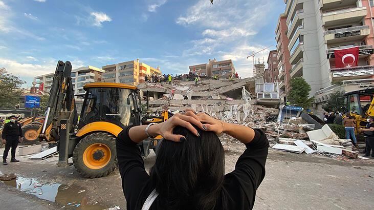 MSB'den İzmir depremi açıklaması
