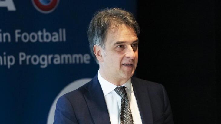 UEFA Asbaşkanı Michele Uva istifa etti