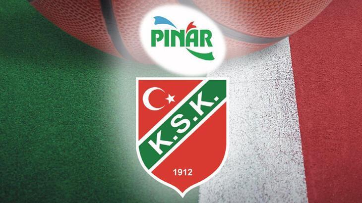 Pınar Karşıyaka'da bir oyuncunun Kovid-19 testi pozitif çıktı