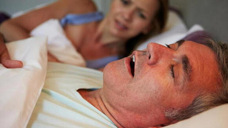 Pandemide alınan kilolar 'tıkayıcı uyku apnesi'ne yol açıyor